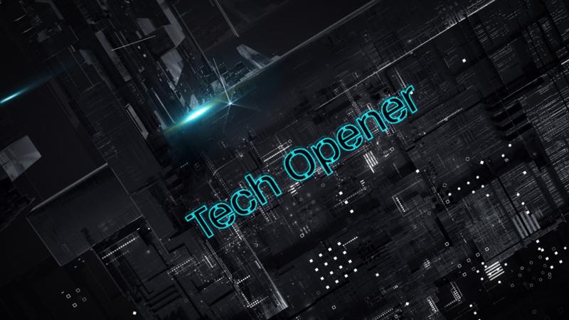 Tech Opener - 1
