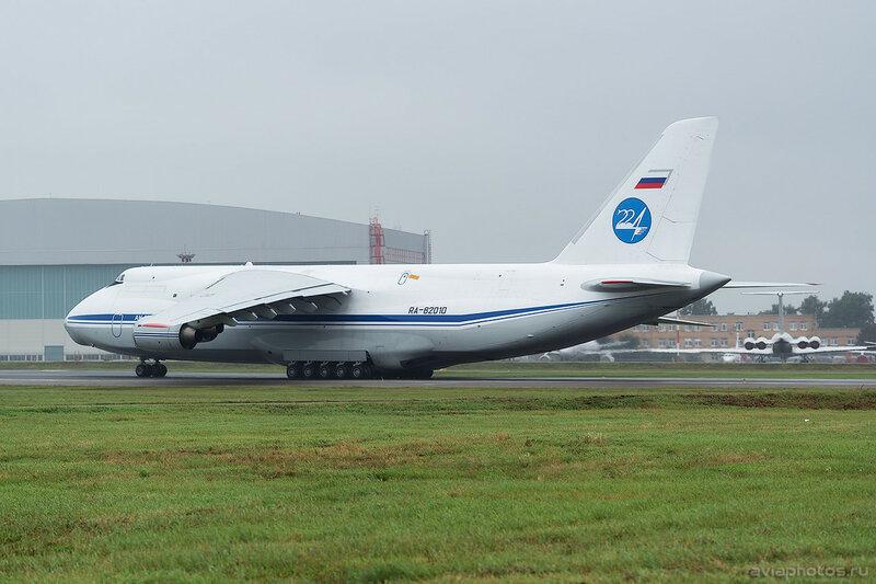 Антонов Ан-124-100 (RA-82010) 224 Летный отряд 0057_D804408