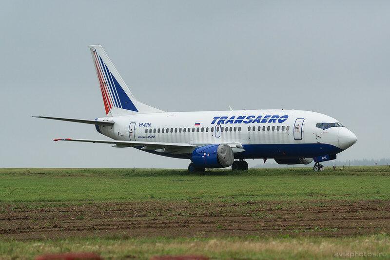 Boeing 737-5K5 (VP-BPA) Трансаэро 0046_D804401