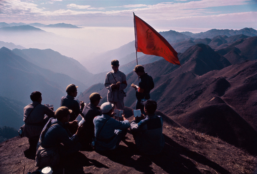 Photos of Red Guards, China 1966 (12).jpg