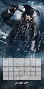 Календарь 2018.