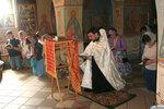 В воскресенье 23 июля в духовно-просветительском центре при Донском храме в Мытищах открылся традиционный исторический Царский лекторий, посвященный свв. Царственным Страстотерпцам и столетию начала гонений на Русскую Церковь