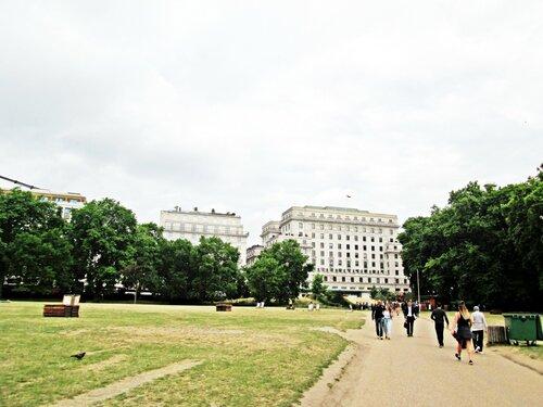 Лондон 2017 - У Букингемского дворца