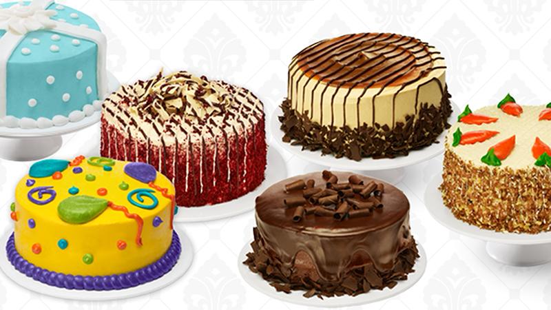 Тортики разнообразные на детский день рождения.  С международным днем торта!