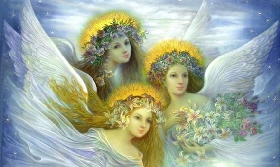 С праздником Веры, Надежды, Любви