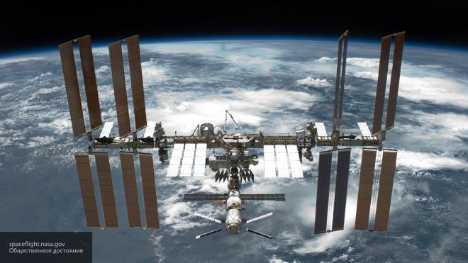 Космонавт сделал редкий кадр солнечного Петербурга сборта МКС