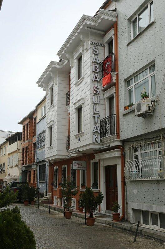 Сатмбул. Улица Байрам Фирини (Bayram Fırını Sokak)