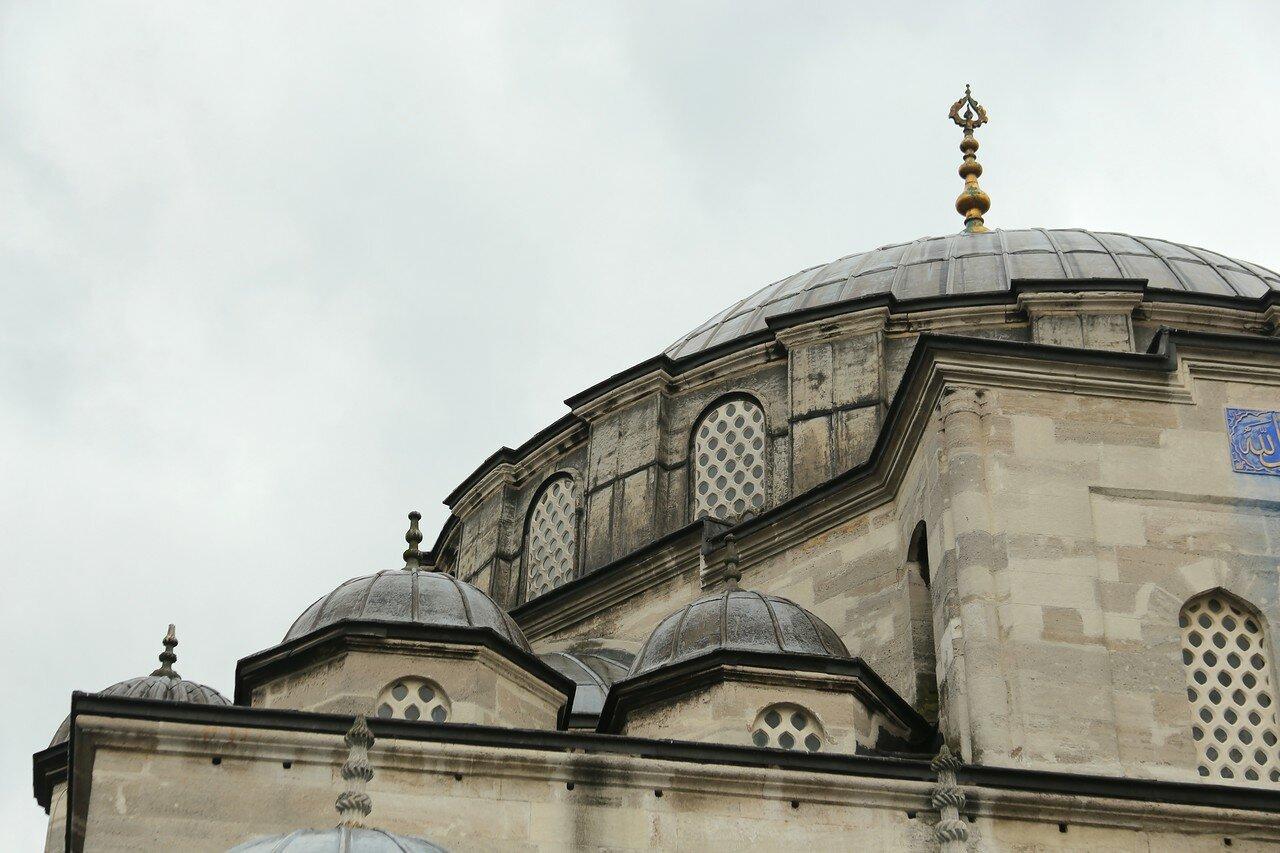 Стамбул. Мечеть Соколлу Мехмед-паши (Sokullu Mehmet Paşa Camii)