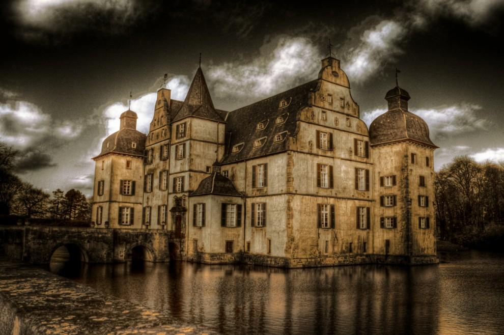 Германия на HDR-фотографиях Даниэля Меннериха (25 фото)