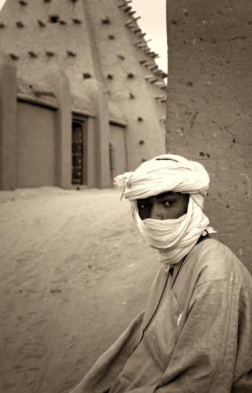 Тимбукту, Мали. Под угрозой с 2012 года.