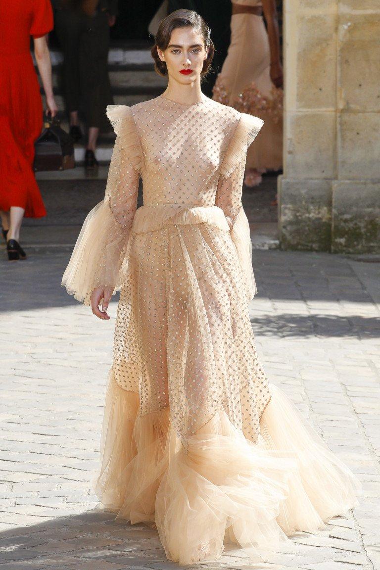 Неделя высокой моды в Париже: Ulyana Sergeenko
