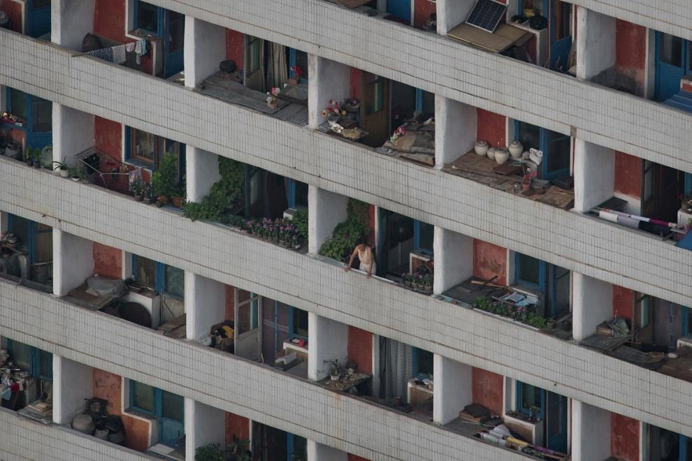 14. Аквапарк в Пхеньяне.