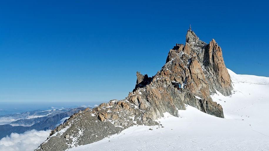 1. Монблан, Французские Альпы