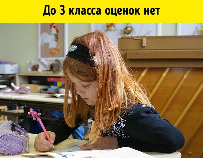 © depositphotos  Оценочная система вФинляндии 10-балльная, нодо3-го класса вфинской школе