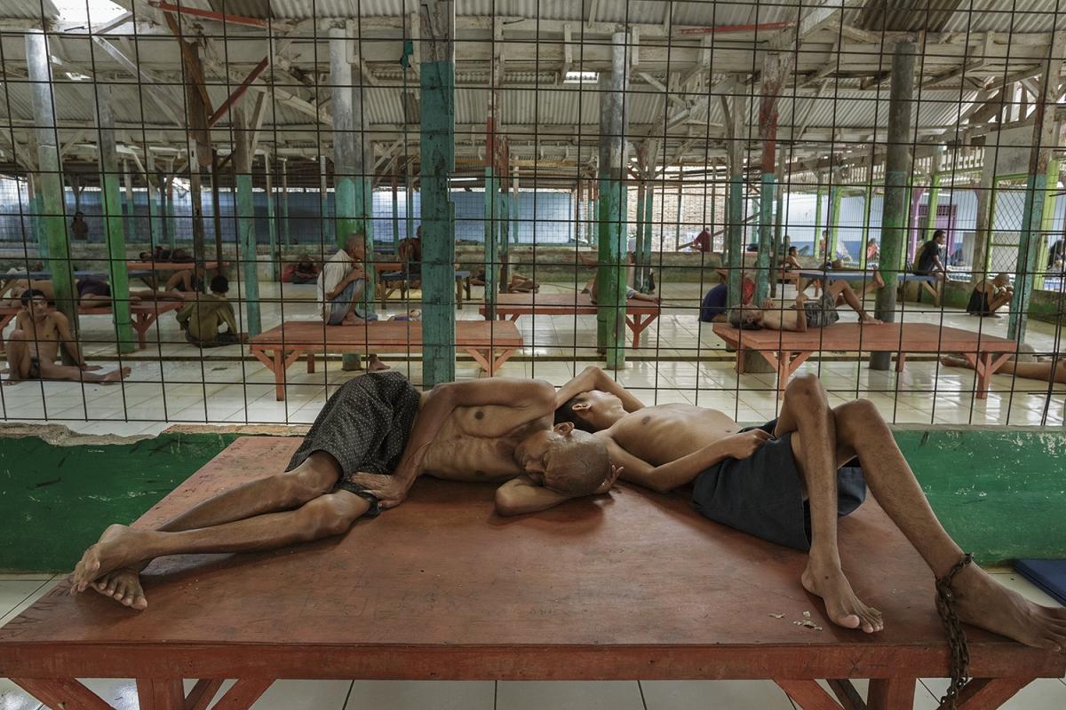 Лечебница Galuh располагается на окраине Джакарты и является правительственным сооружением Индонезии
