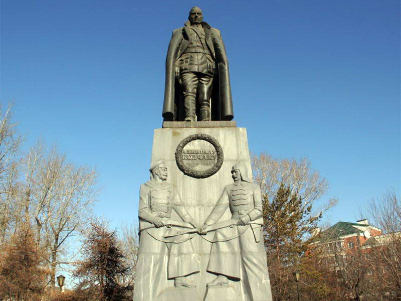 20170715-Иркутянин подает иск о сносе памятника Колчаку