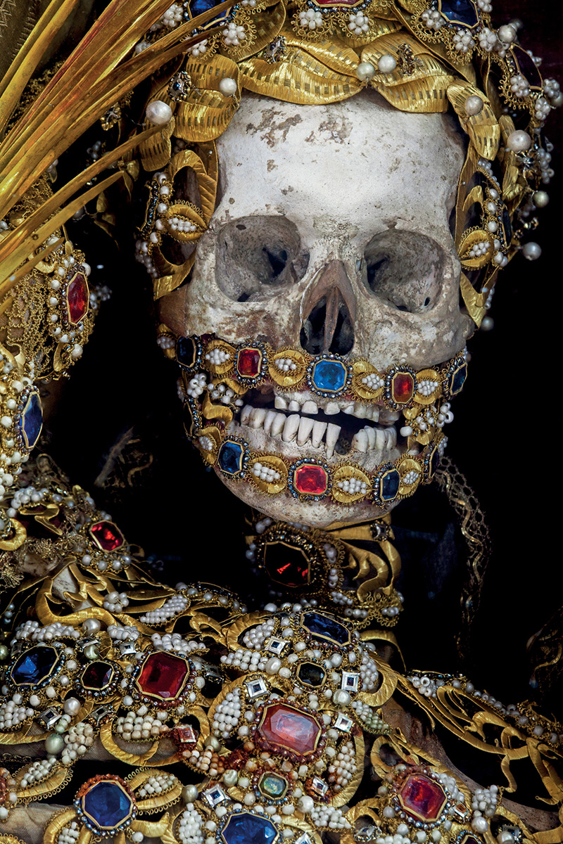 The Beauty of Death: Catacomb Saints Photographed by Paul Koudounaris (9 pics)