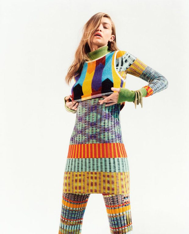 Gigi Hadid is the Face of Missoni Fall Winter 2017.18