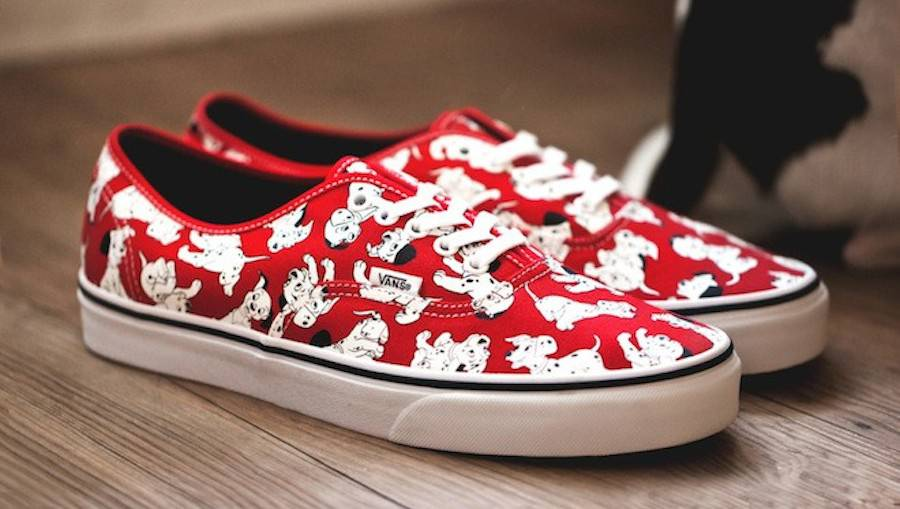 Vans x Disney Sneakers Collection (9 pics)