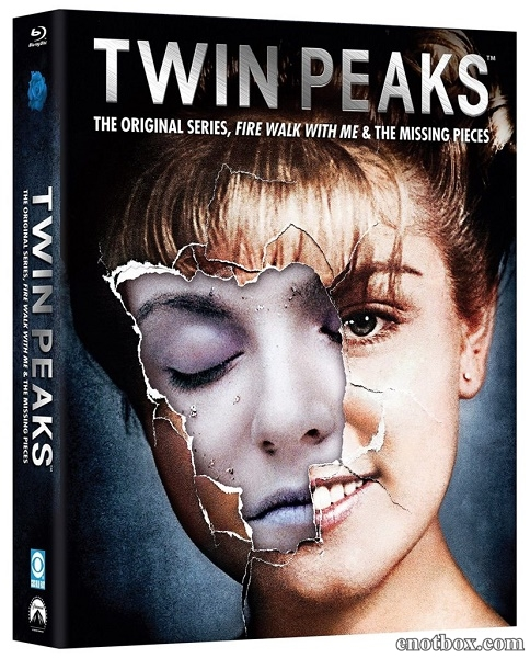 Твин Пикс (1-2 сезоны: 1-30 серии из 30) / Twin Peaks / 1990-1991 / DVDRip + WEB-DL (1080p)