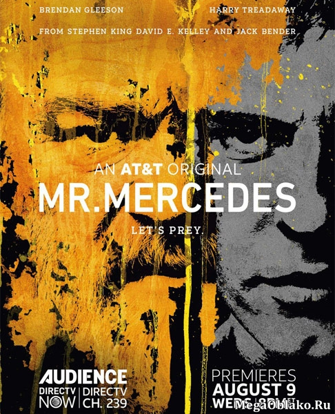 Мистер Мерседес / Mr. Mercedes - Сезон 1, Серии 1-6 (10) [2017, WEB-DLRip | WEB-DL 720p | HDTV 1080i] (SDI Media | LostFilm)