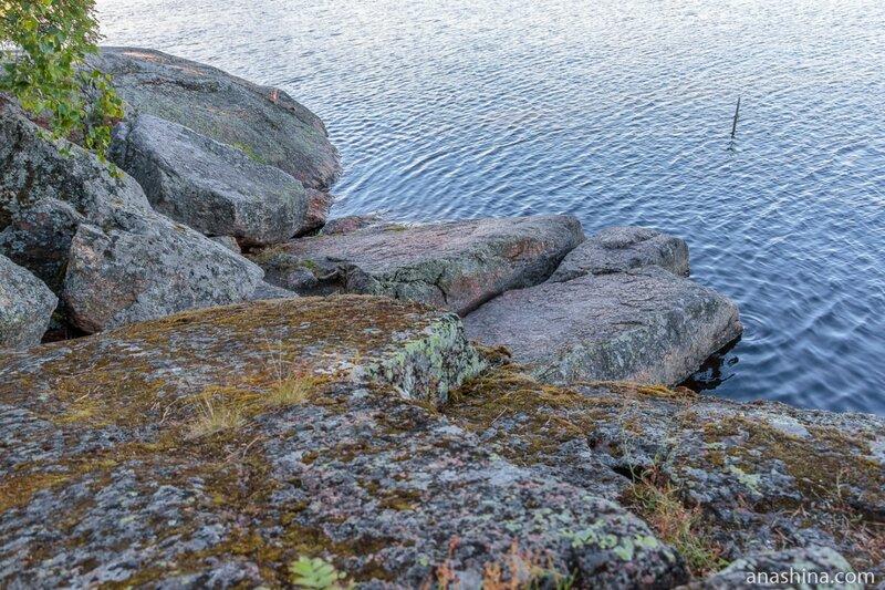 Вода и камень, парк Монрепо, Выборг