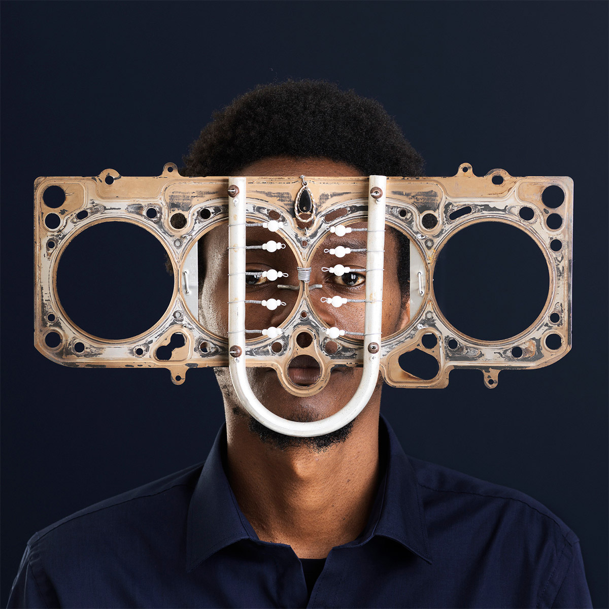 Sculptural Eyewear by Cyrus Kabiru