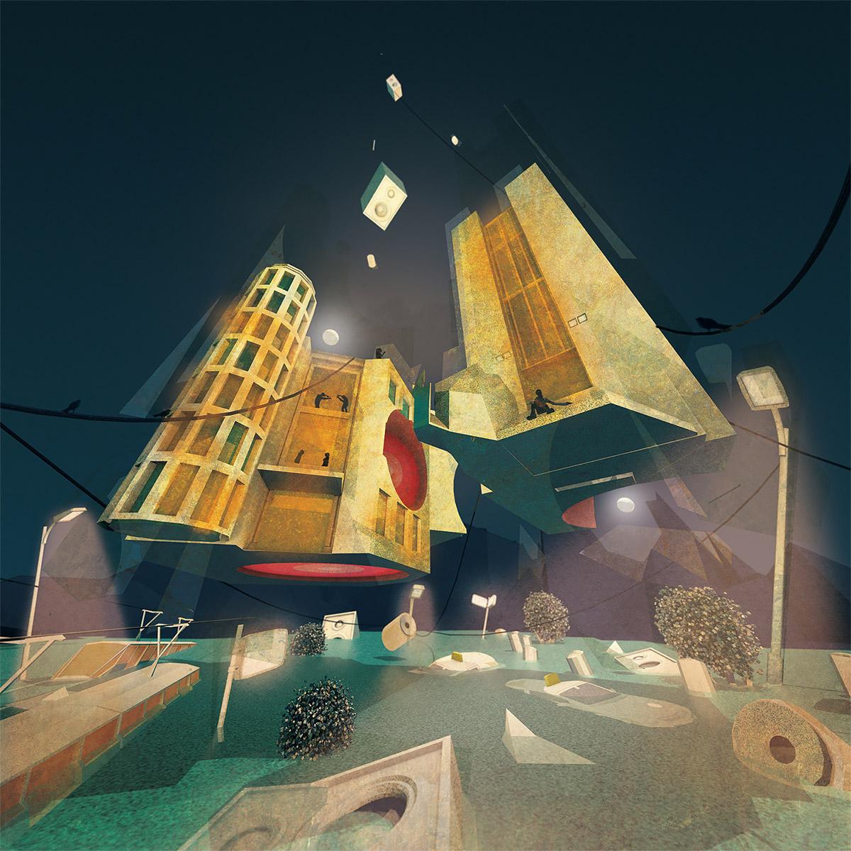 Illustrations by Kobi Vogman