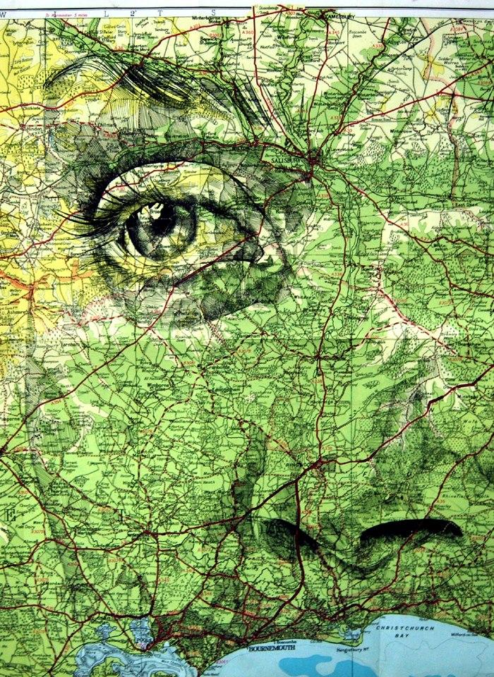 Maps - Ed Fairburn - Illustrator