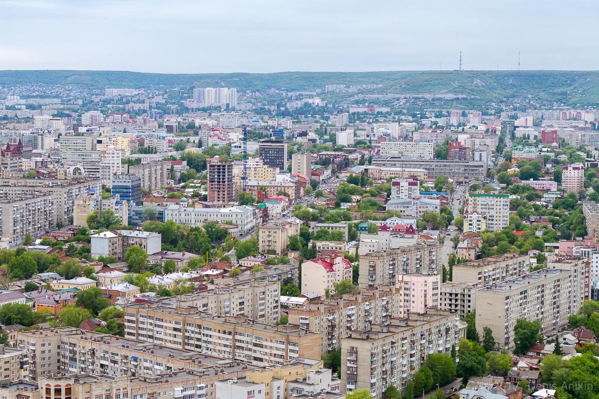 Вид на Саратов с Volga Sky фото 14