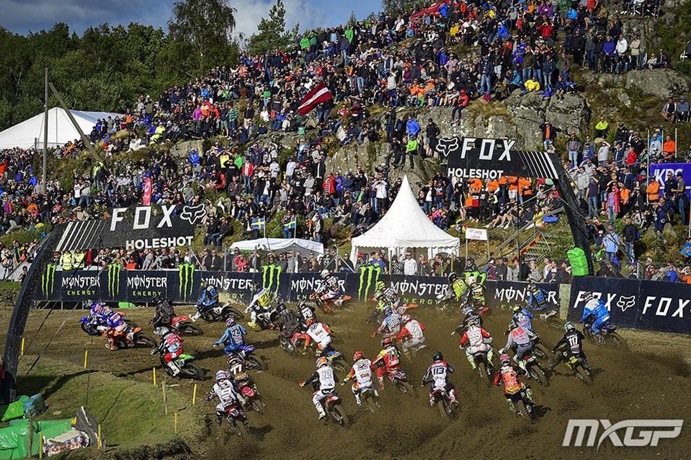 MXGP 2017, этап 16 - Гайсер выиграл Гран При Швеции