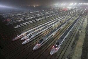 В планах Китая - строительство высокоскоростной железной дороги Харбин - Владивосток