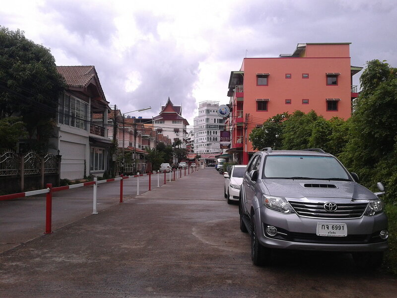 Улицы Патонг