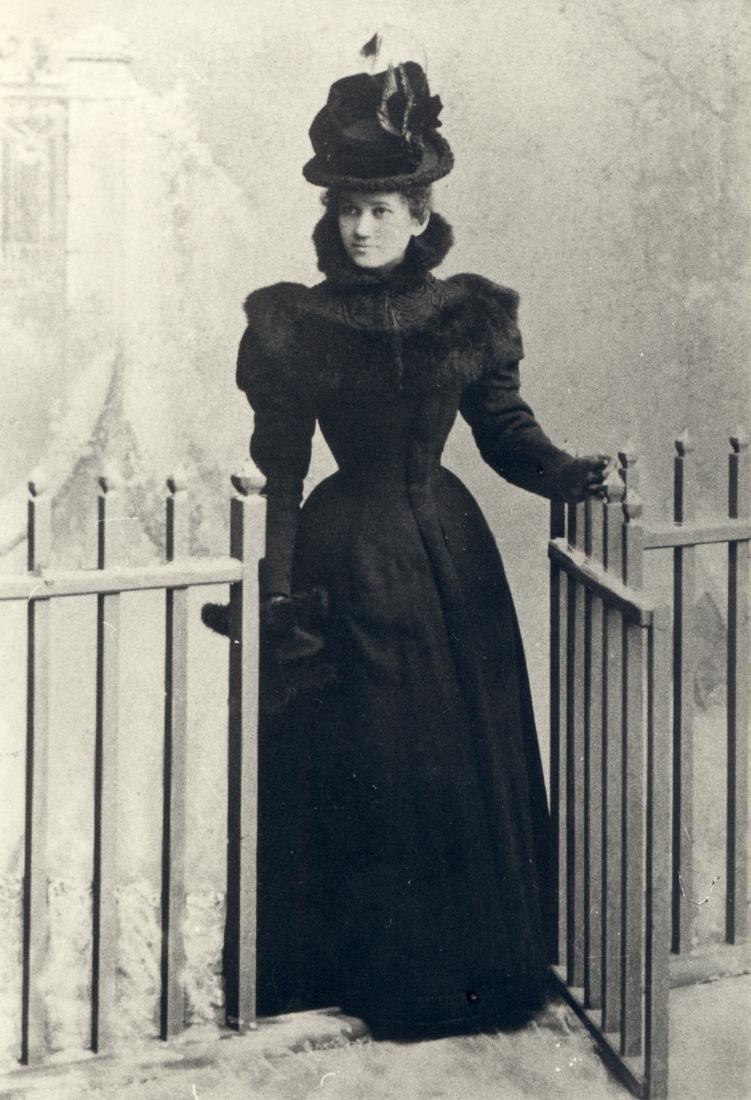 Букина Евдокия Михайловна - жена фотографа Ивана Букина