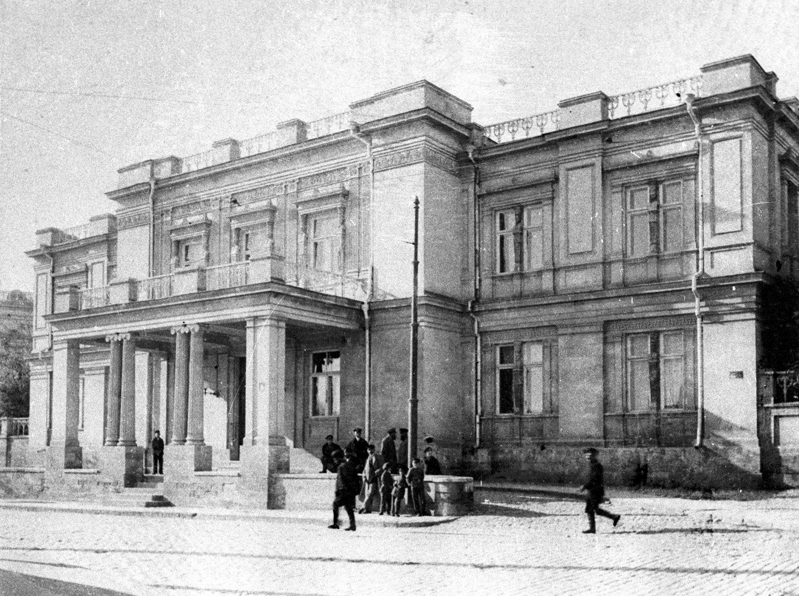 1920. Морское собрание