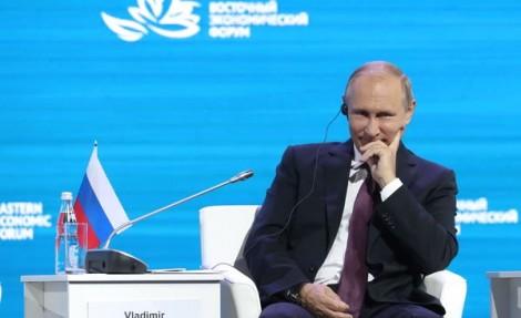 Путин: Россия готова сотрудничать по космосу с США, в том числе для полета к Марсу в 2030 году
