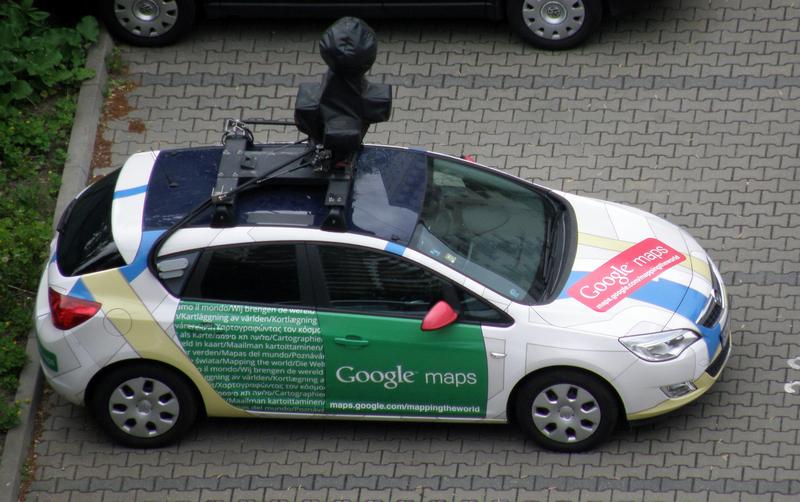 Жуткие секреты, раскрытые картами Google
