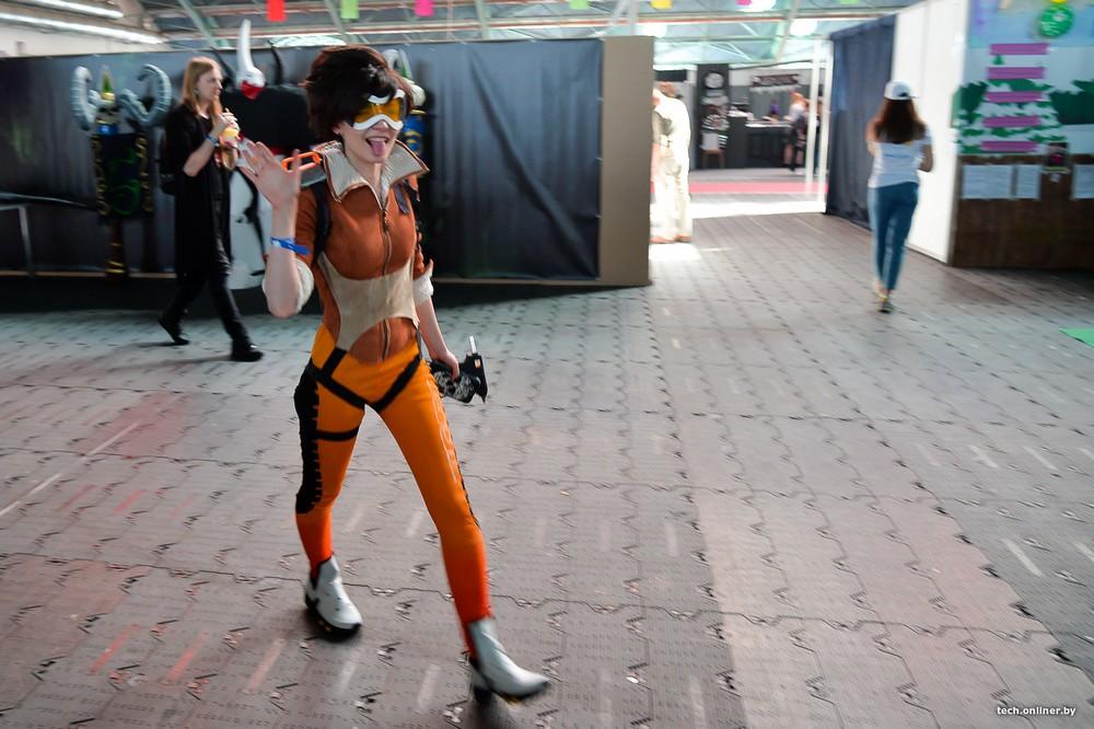 Фоторепортаж с UniCon Convention & Game Expo Minsk