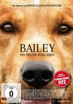 Bailey - Ein Freund fürs Leben (2017)
