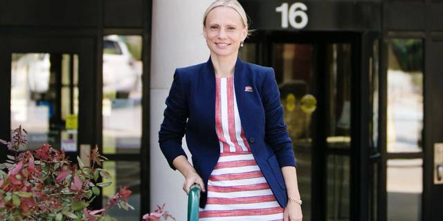 Уроженка Украины Виктория Спарц стала сенатором в США. ФОТО