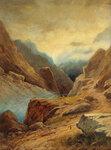 Дарьяльское ущелье. 1891