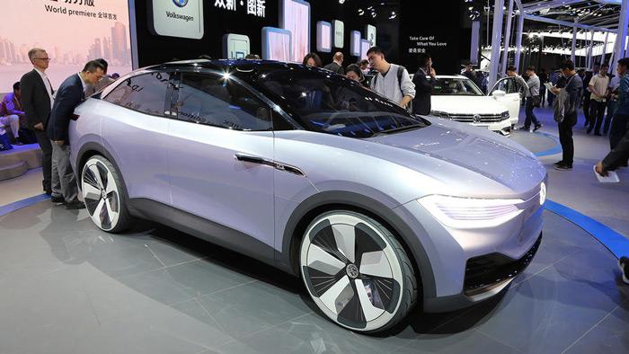 Volkswagen IDCrozz будет приоритетными электрокроссовером для США