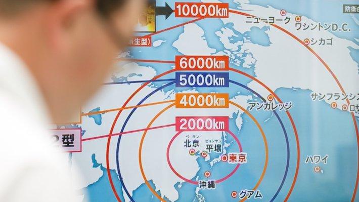 СМИ Ядерное испытание КНДР не вызвало радиационный фон в Китае
