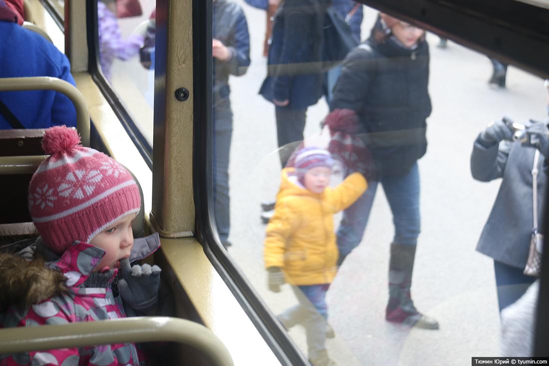 Журналист и путешественник Юрий Тюмин поделился с экологами репортажем о параде трамваев в Москве  - фото 20