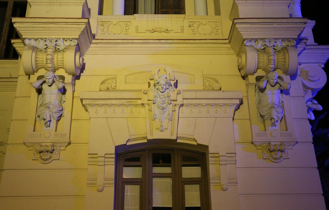 Здание муниципалитета (Casa consistorial de Málaga)