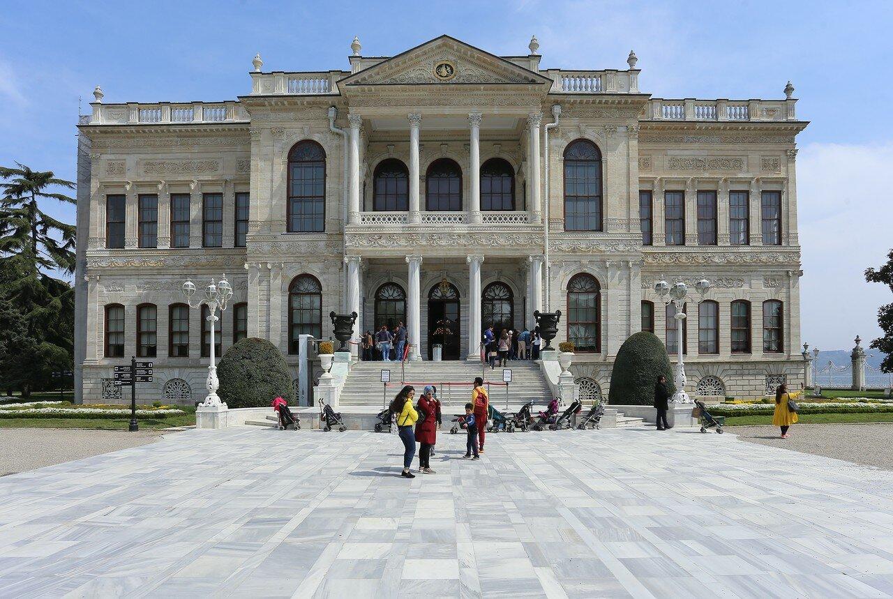 Стамбул, Дворец Долмабахче. Мужское крыло (Selamlık)