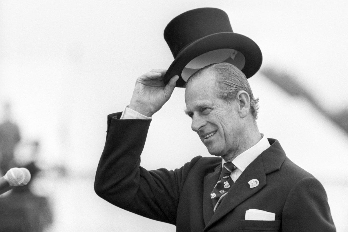 Всю жизнь за спиной королевы Великобритании — Филипп, герцог Эдинбургский
