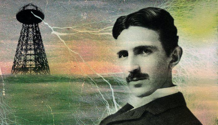 Никола Тесла построил и разрушил башню. Одним из интересных изобретений Теслы была башня высотой 55