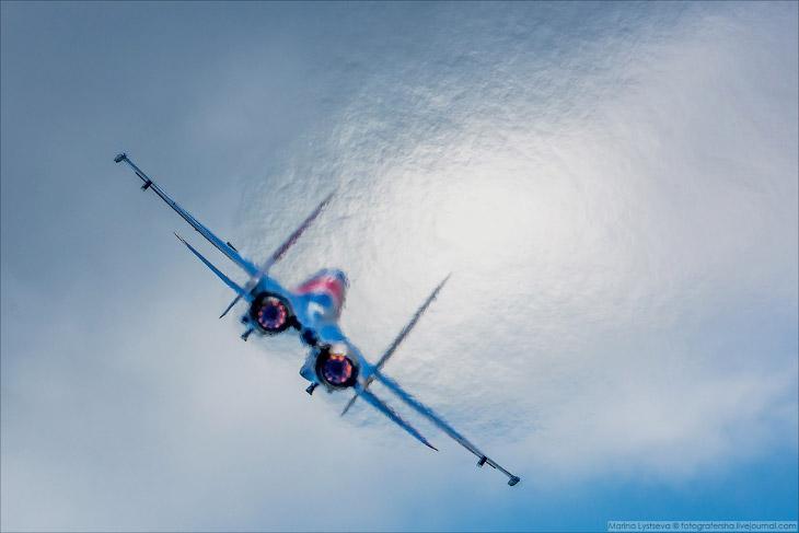 Фотографии Марины Лысцевой   1. Международный авиационно-космический салон (МАКС) проводится