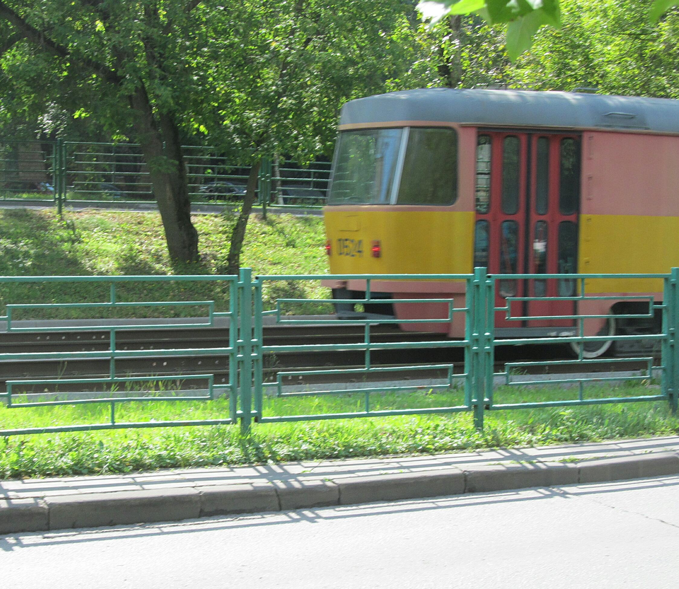 загадочный трамвай